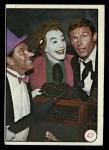 1966 Topps Batman Bat Laffs #47   Penguin / Joker / Bruce Wayne Front Thumbnail