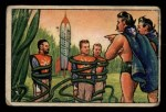 1951 Bowman Jets Rockets and Spacemen #44   Caught by Tentacle Vines Front Thumbnail