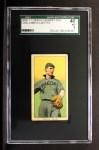 1909 T206 Brown Hindu  James Lafitte  Front Thumbnail
