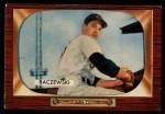 1955 Bowman #190  Fred Baczewski  Front Thumbnail
