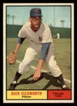 1961 Topps #427  Dick Ellsworth  Front Thumbnail