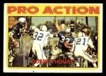 1972 Topps #253   -  Duane Thomas Pro Action Front Thumbnail