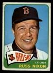 1965 O-Pee-Chee #162  Russ Nixon  Front Thumbnail