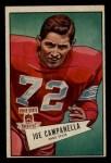 1952 Bowman Small #74  Joe Campanella  Front Thumbnail