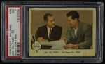 1959 Fleer #68   -  Ted Williams Ted Signs for  Front Thumbnail