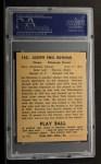 1940 Play Ball #162  Joe Bowman  Back Thumbnail