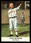 1961 Golden Press #23  John McGraw  Front Thumbnail