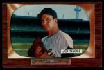 1955 Bowman #157 ERR Ernie Johnson  Front Thumbnail