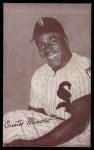 1947 Exhibits SOX Minnie Minoso  Front Thumbnail
