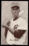 1947 Exhibits BLK Ernie Banks   Front Thumbnail