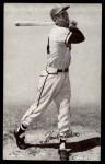 1947 Exhibits,Exhibits Salutations  Hank Aaron  Front Thumbnail