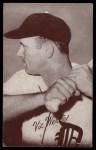 1947 Exhibits BAT Vic Wertz   Front Thumbnail