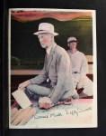 1936 R312  Connie Mack / Lefty Grove  Front Thumbnail