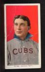 1909 T206  Johnny Kling  Front Thumbnail
