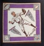 1914 B18 Blankets #32 PBP Bill McAllister   Front Thumbnail