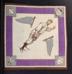 1914 B18 Blankets PBP Burt Shotton   Back Thumbnail