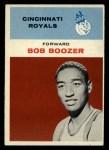 1961 Fleer #6  Bob Boozer  Front Thumbnail