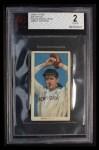 1909 T206 NY Joe Doyle  Front Thumbnail