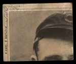 1935 Goudey  Dick Bartell / Hughey Hughie Hugh Critz / Gus Mancusco / Mel Ott  Back Thumbnail