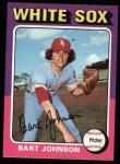 1975 Topps #446  Bart Johnson  Front Thumbnail