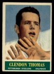 1964 Philadelphia #152  Clendon Thomas  Front Thumbnail