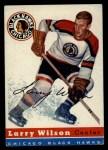 1954 Topps #40  Larry Wilson  Front Thumbnail