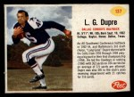 1962 Post #137  L.G. Dupre  Front Thumbnail