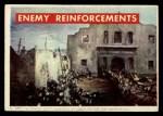 1956 Topps Davy Crockett Green Back #73   Enemy Reinforcements  Front Thumbnail