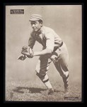 1910 M101-2 Sporting News Supplements   -  Home Run Baker 9/15/ Front Thumbnail