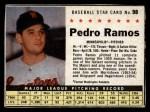 1961 Post #98 BOX Pedro Ramos   Front Thumbnail