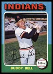 1975 Topps #38  Buddy Bell  Front Thumbnail