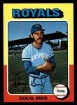 1975 Topps #364  Doug Bird  Front Thumbnail