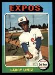 1975 Topps #416  Larry Lintz  Front Thumbnail