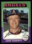 1975 Topps #524  John Doherty  Front Thumbnail