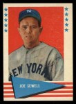 1961 Fleer #76  Joe Sewell  Front Thumbnail