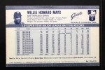 1971 Kellogg's #10  Willie Mays  Back Thumbnail