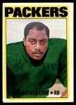 1972 Topps #151  MacArthur Lane  Front Thumbnail