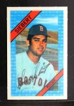 1972 Kellogg's #36  Sonny Siebert  Front Thumbnail