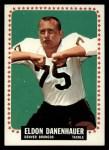 1964 Topps #44  Eldon Danenhauer  Front Thumbnail