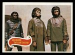1969 Topps Planet of the Apes #36   Deciding Taylor's Fate Front Thumbnail