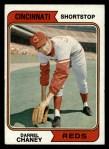 1974 Topps #559  Darrel Chaney  Front Thumbnail
