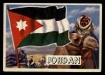 1956 Topps Flags of the World #70   Jordan Front Thumbnail
