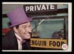1966 Topps Batman Bat Laffs #42   The Penguin Front Thumbnail