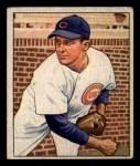 1950 Bowman #196  Doyle Lade  Front Thumbnail
