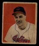 1949 Bowman #11  Lou Boudreau  Front Thumbnail