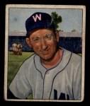 1950 Bowman #108  Ray Scarborough  Front Thumbnail