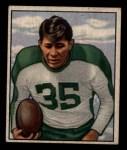 1950 Bowman #134  Pete Pihos  Front Thumbnail