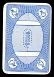 1971 Topps Game #7  O.J. Simpson  Back Thumbnail