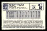 1973 Kellogg's #32  Bobby Tolan  Back Thumbnail