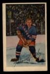 1952 Parkhurst #21  Allan Stanley  Front Thumbnail